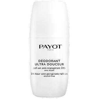 Payot Deodorant Ultra Douceur Roll On 75 ml