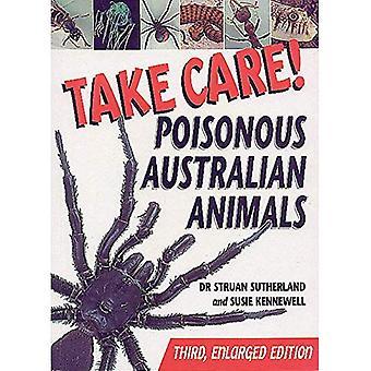 Take Care! : Poisonous Australian Animals