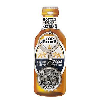 History & Heraldry Keyring - Liam Bottle Opener