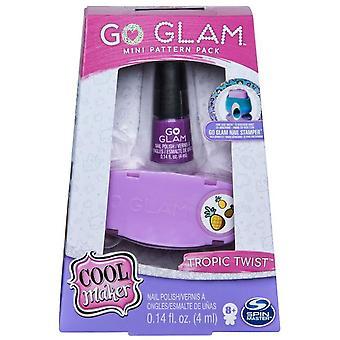 Go Glam Mini Desen Paketi - Tropic Twist