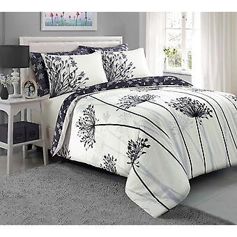 Meadow Grey Bedding Set