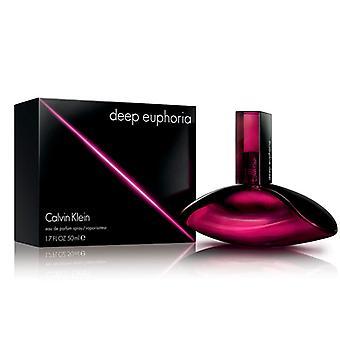 Femei's Parfum Deep Euforia Calvin Klein EDP/50 ml