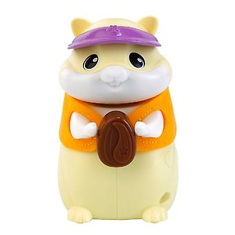Vtech PetSqueaks Sunny the Hamster Pocket Sized Robotic Pet Yellow
