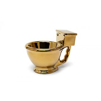 BigMouth Inc. Golden Throne Toilet Mug
