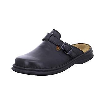 Josef Seibel Pantoletten Madrid 1012237600 chaussures d'été universelles pour hommes