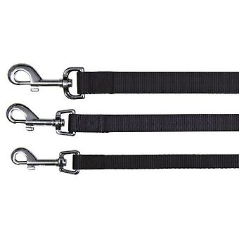 Trixie Dog Lead, Classic,Black (Dogs , Collars, Leads and Harnesses , Leads)
