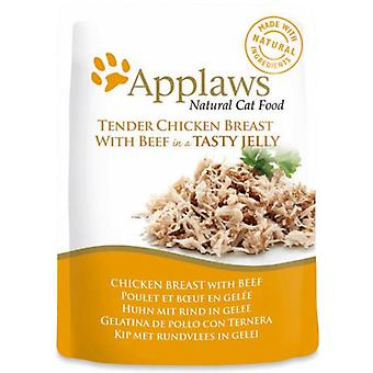Applaws Cat Jelly Pouch Chicken / veal (Cats , Cat Food , Wet Food)