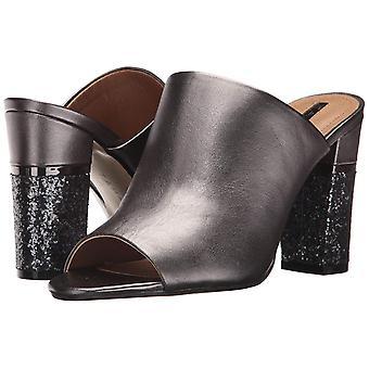 Tahari Womens Melissa Open Toe Casual Mule Sandals