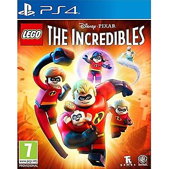 LEGO The Incredibles PS4 Game
