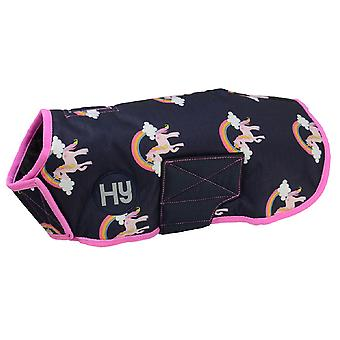 Hy Unicorn Waterproof Dog Coat