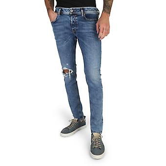 Diesel Original Men All Year Jeans - Culoare albastru 37842