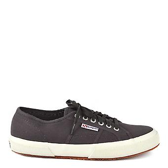 Superga Men's 2750 Cotu Classic Dark Grey Iron Trainer