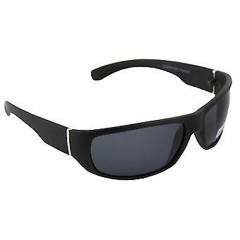 Mäns solglasögon Polaroid Sport - Matt Black med gratis brillenkokerS333_2