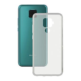 Capa móvel Huawei Mate 30 KSIX Flex Transparente