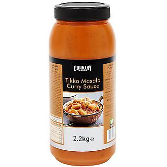 Country Range Tikka Masala Curry Sauce