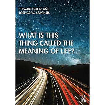 What is this thing called The Meaning of Life by Stewart Goetz