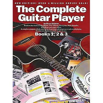 The Complete Guitar Player Books 1 - 2 & 3  - Omnibus Edition by Music