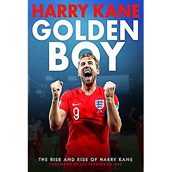 Harry Kane - England's Golden Boy by Andy Greeves - 9781782818168 Book