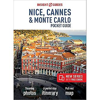 Insight Guides Pocket Nice - Cannes & Monte Carlo (Travel Guide w