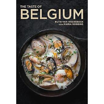The Taste of Belgium by Ruth Van Waerebeek - 9781911621300 Book