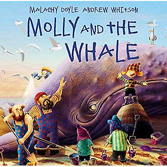 Molly and the Whale by Malachy Doyle - 9781913134044 Book