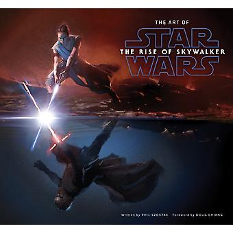 Art of Star Wars The Rise of Skywalker by Phil Szostak