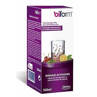 Biform Drainage based on Natural Elements 500 ml