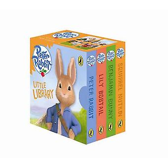 Peter Rabbit Animation Little Library by Beatrix Potter