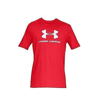 Under Armour Sportstyle Logo T-shirt 1329590600 universeel alle jaar mannen t-shirt