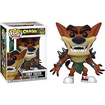 Crash Bandicoot Tiny Tiger Pop! Vinyl
