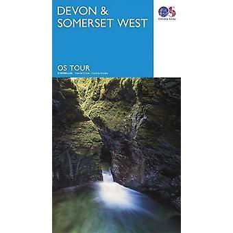 Devon e amp; Somerset West - 9780319263679 Livro
