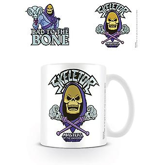 Masters of the Universe Skeletor Bad to the Bone Mugg