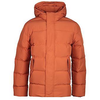 Samsoe & Samsoe Bjarkey Down Padded Orange Jacket