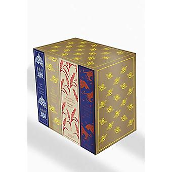 Thomas Hardy Boxed Set - Tess of the D'Urbervilles - Far from the Madd