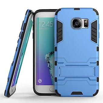 Samsung Galaxy S7 EDGE Hybrid shock resistant shell tripod function