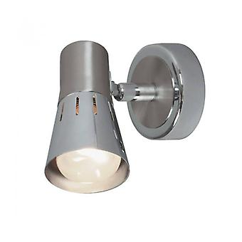 Techno Chrome Spotlight 1 Bulb 8 Cm