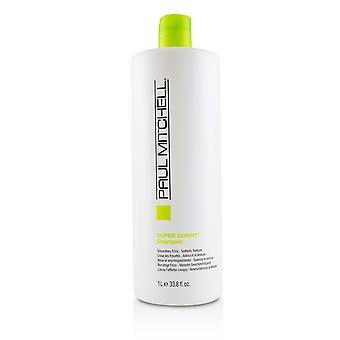 Super laiha shampoo (tasoittaa frizz pehmentää tekstuuri) 229682 1000ml / 33.8oz