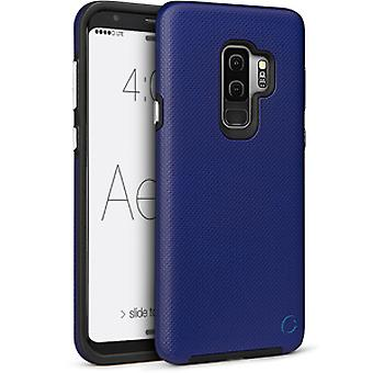 Cellairis Aero Grip Case for Samsung Galaxy S9 Plus - Dark Blue