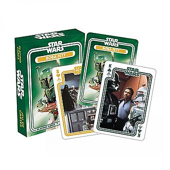 Star Wars Boba Fett Playing Cards