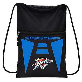 Oklahoma City Thunder NBA Cinch Back Sack Drawstring Bag