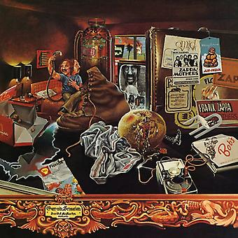 Frank Zappa - Over-Nite Sensation [Vinyl] USA import