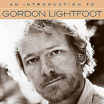 Gordon Lightfoot - An Introduction to [CD] USA import