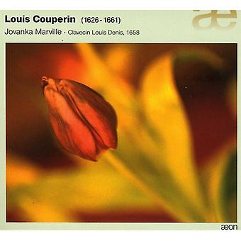 F. Couperin - Louis Couperin [CD] USA import