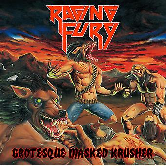 Grotesque Masked Krusher [CD] USA import