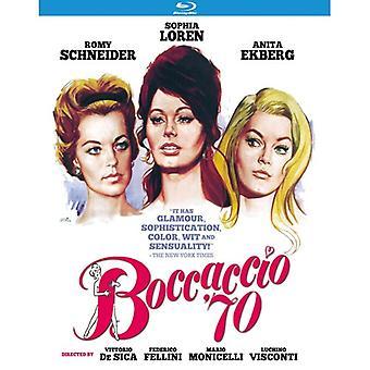 Importer des USA de Boccace 70 [Blu-ray]
