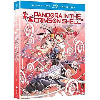 Pandora en Crimson Shell fantasma urna: importación de Estados Unidos serie Comp [Blu-ray]