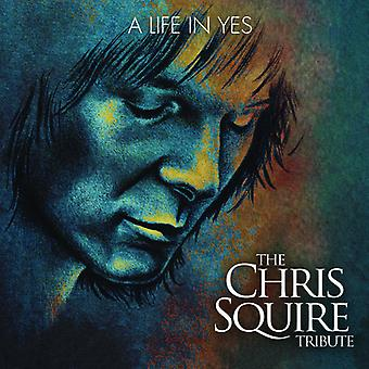 Various Artist - A Life in Yes: The Chris Squire Tribute [CD] USA import