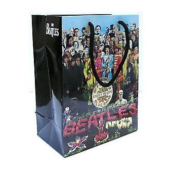 The Beatles Sgt Pepper offisielle Gift Bag (17 cm x 23 cm x 10 cm)