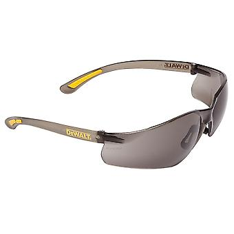 DEWALT Contractor Pro ToughCoat Safety Glasses - Smoke DEWSGCPS