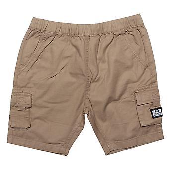 Boy's Weekend Offender Junior Mascia Cargo Short in Cream